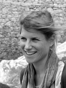Anne-Sophie Subilia © Xavier Gravend-Tirole