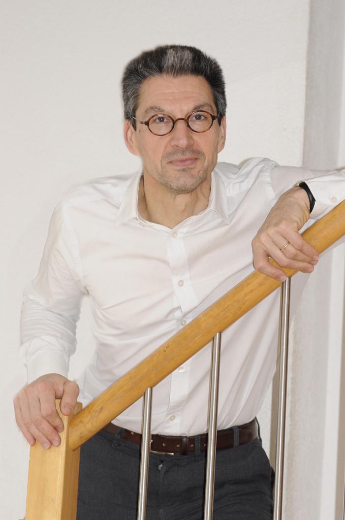 Daniel Maggetti © Yvonne Böhler